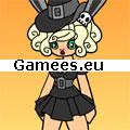 Bionka Bunny Halloween Dress Up SWF Game
